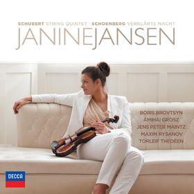 Janine Jansen, Schönberg: Verklärte Nacht / Schubert: Streichquintett, 00028947835516