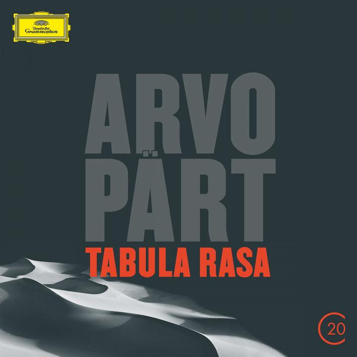 Pärt: Tabula Rasa; Fratres; Symphony No. 3