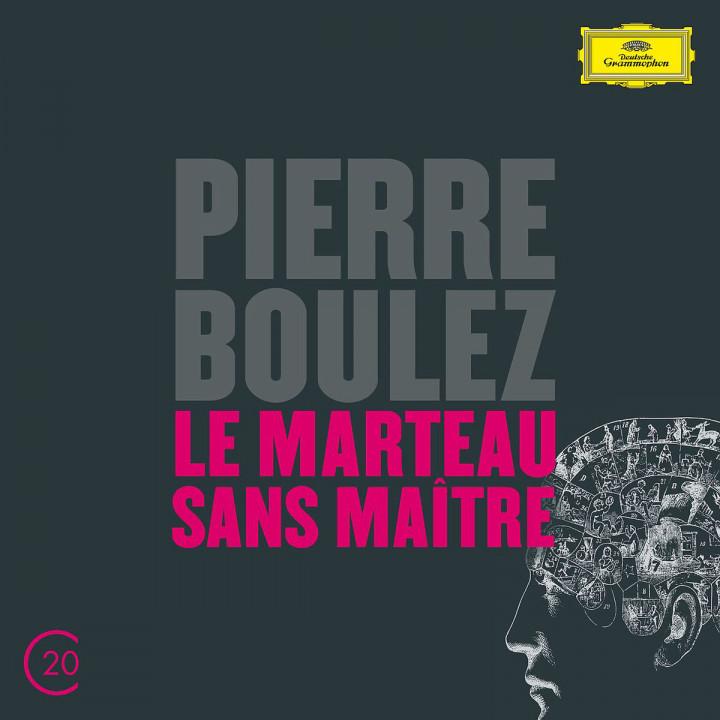 Boulez: Le Marteau Sans Maître; Dérive 1 & 2