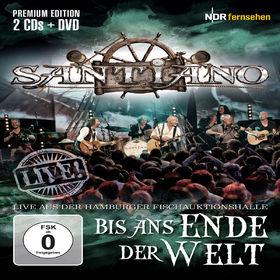 Santiano, Bis ans Ende der Welt LIVE (Premium Edition DVD + 2CD), 00602537203758