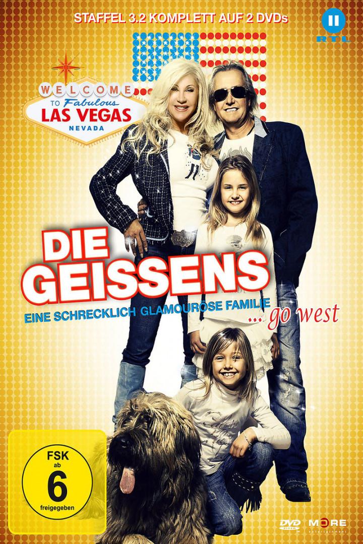 Die Geissens - Staffel 3, Teil 2 (2 DVD): Geissens,Die