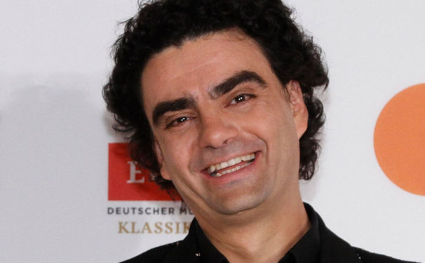 Rolando Villazón, Der ECHO Klassik 2012 im Fernsehen