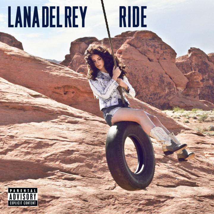 Lana Del Rey - Ride Single
