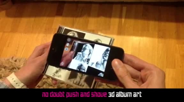 "No Doubt ""Push And Shove"""
