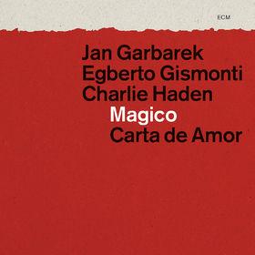 Charlie Haden, Magico - Carta de Amor, 00602527890043