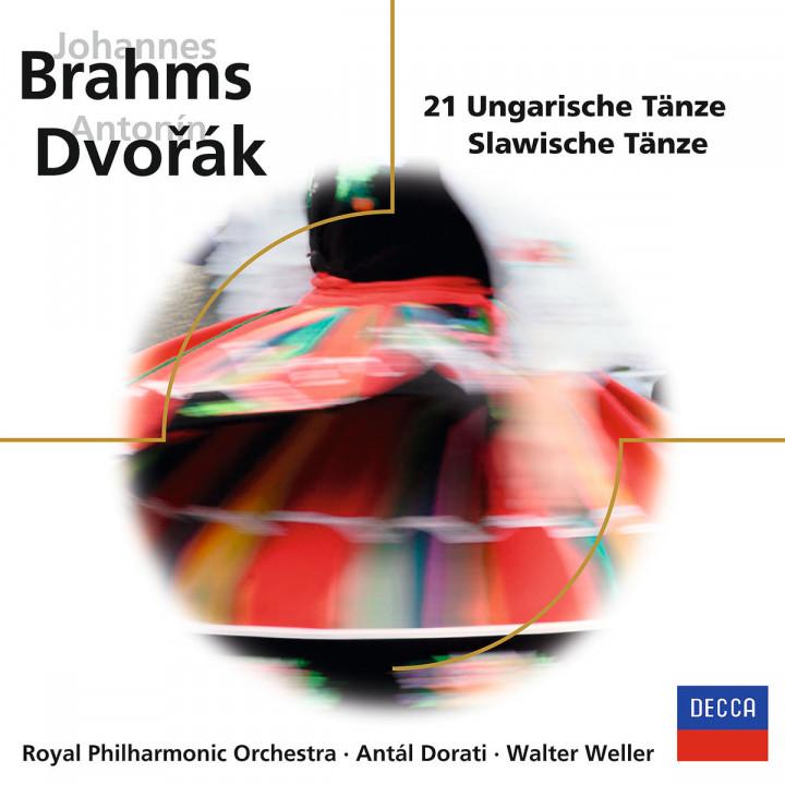 Brahms, Dvorák: 21 Ungarische Tänze / Slawische Tänze