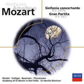 eloquence, Mozart: Sinfonia concertante / Serenade Nr.10 Gran Partita, 00028948068470