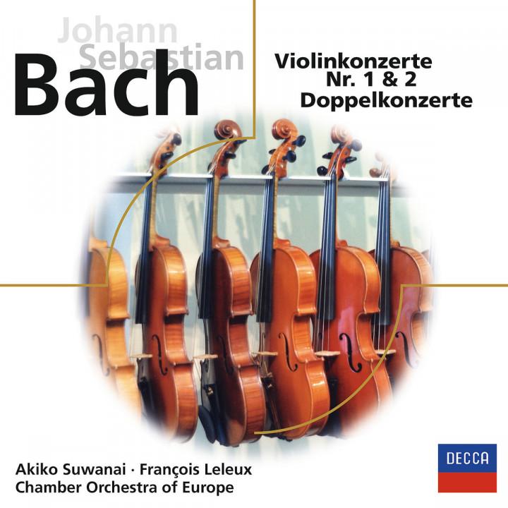 Bach: Violinkonzerte Nr. 1 & 2
