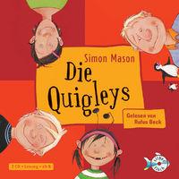 Simon Mason, Die Quigleys, 09783867420372