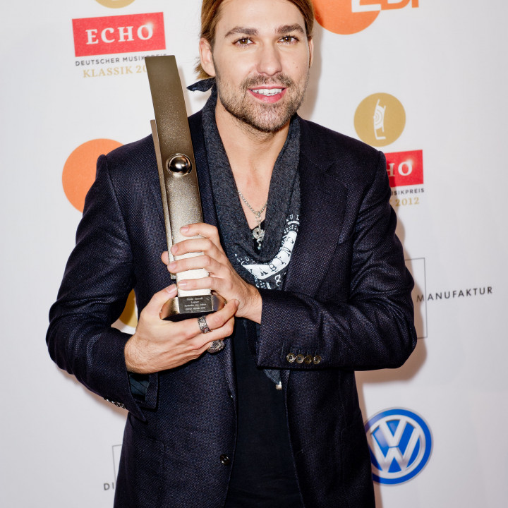 David Garrett – ECHO Klassik 2012 c by Höderath/Universal Music