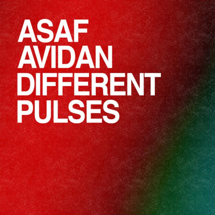 Different Pulses, Cover, Asaf Avidan