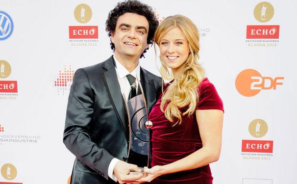 ECHO Klassik - Deutscher Musikpreis, ECHO Klassik 2012: Preisträger, Laudatoren und Gäste
