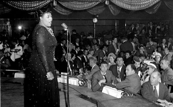 Ella Fitzgerald, The Voice - Ella Fitzgerald & Louis Armstrong