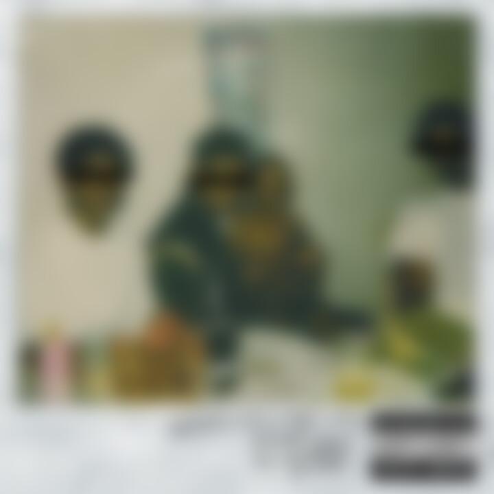 Albumcover good kid, m.A.A.d city