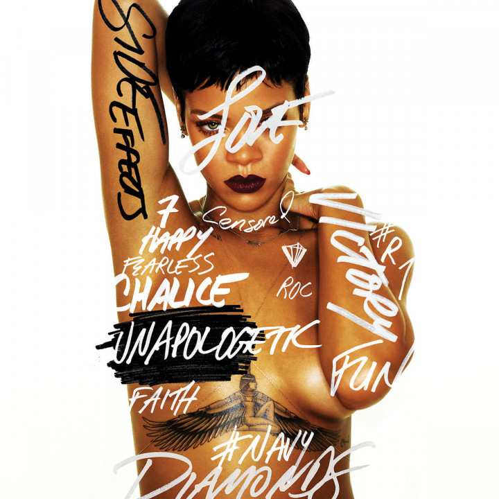 Unapologetic (Ltd. Deluxe Edt.): Rihanna