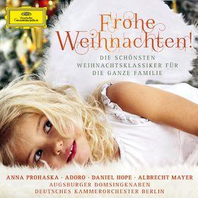 Anna Prohaska, Frohe Weihnachten!, 00028947798477