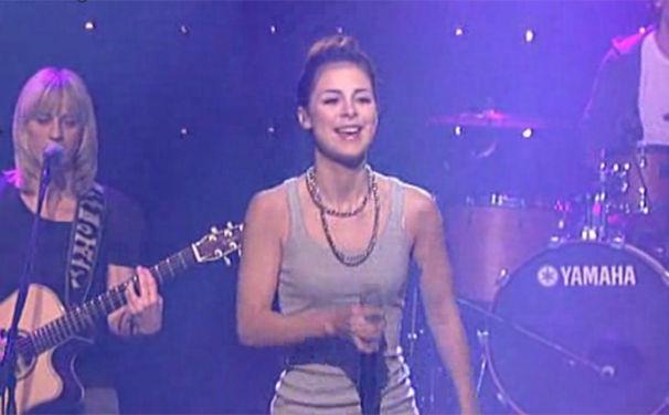 Lena, Nochmal ansehen: Lena mit ihrem Album Stardust zu Gast bei TV Total
