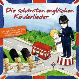 Kinderlieder, Die schönsten englischen Kinderlieder, 00602537049387