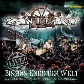Santiano, Bis ans Ende der Welt LIVE (Doppel-CD), 00602537135578
