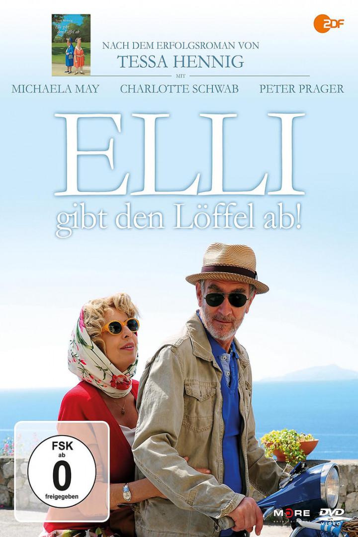 Elli gibt den Löffel ab (ZDF): May,Michaela/Prager,Peter/Schwab,Charlotte