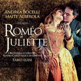 Andrea Bocelli, Gounod: Roméo et Juliette, 00028947843726