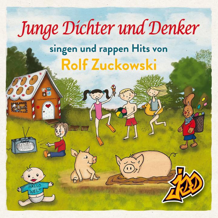 JDD singen und rappen Hits von Rolf Zuckowski: Junge Dichter und Denker