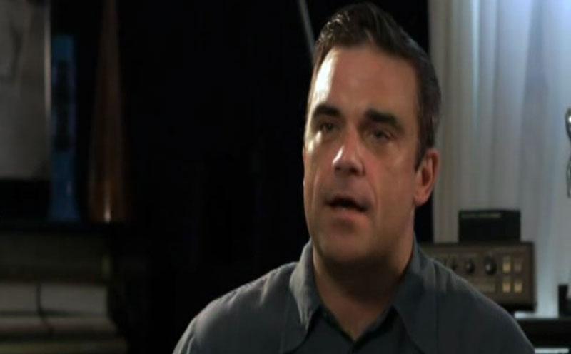 Robbie Williams, Take The Crown - Making Of (Teil 1)