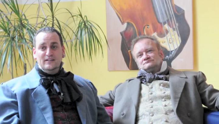 Grimm trifft Grimm Interview