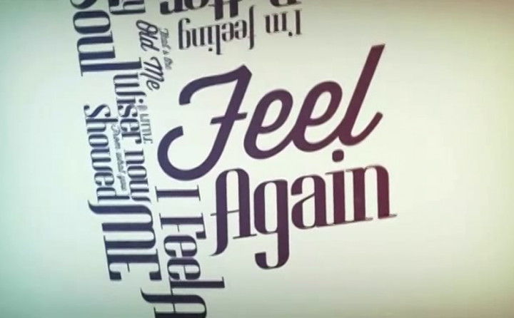 Feel Again - Lyric Video