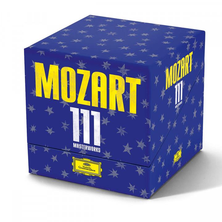 Mozart 111 Meisterwerke  (Ltd. Edt.): Various Artists