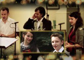 Anna Prohaska, Dokumentation zum Album Frohe Weihnachten!