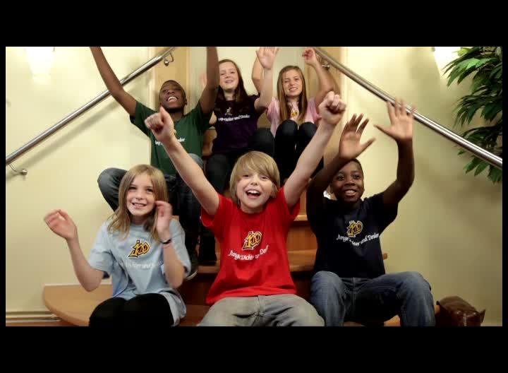 Junge Dichter & Denker Trailer