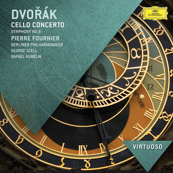 Dvorak: Cello Concerto; Symphony No.8