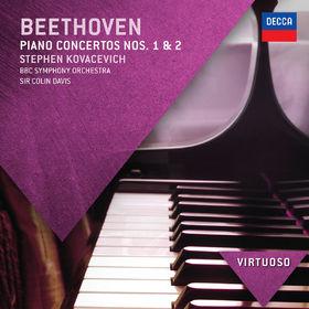 Beethoven: Piano Concertos Nos.1 & 2, 00028947842255