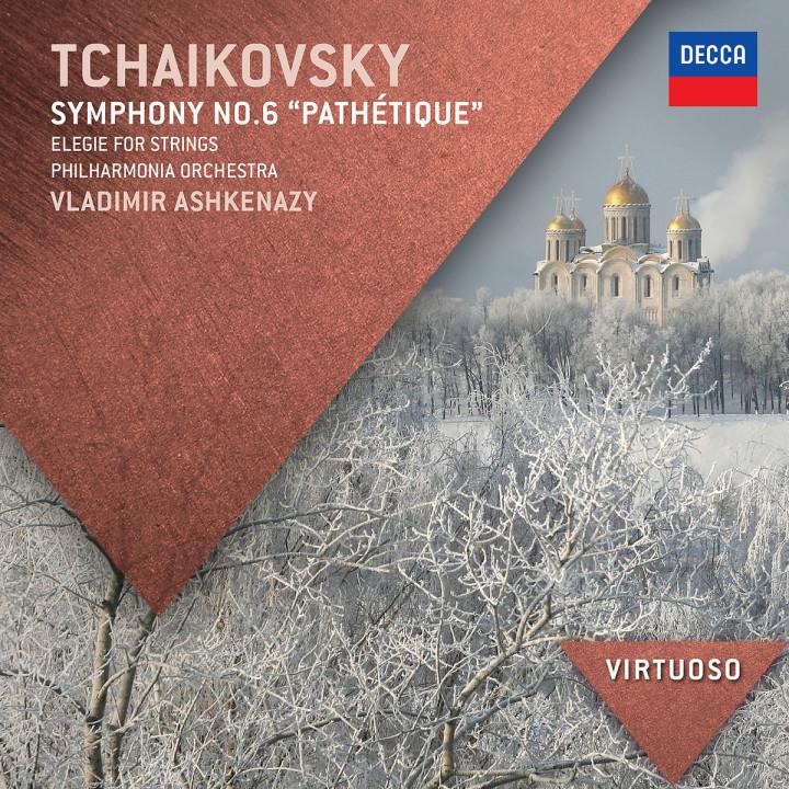 "Tchaikovsky: Symphony No.6 ""Pathétique""; Elegie For Strings"