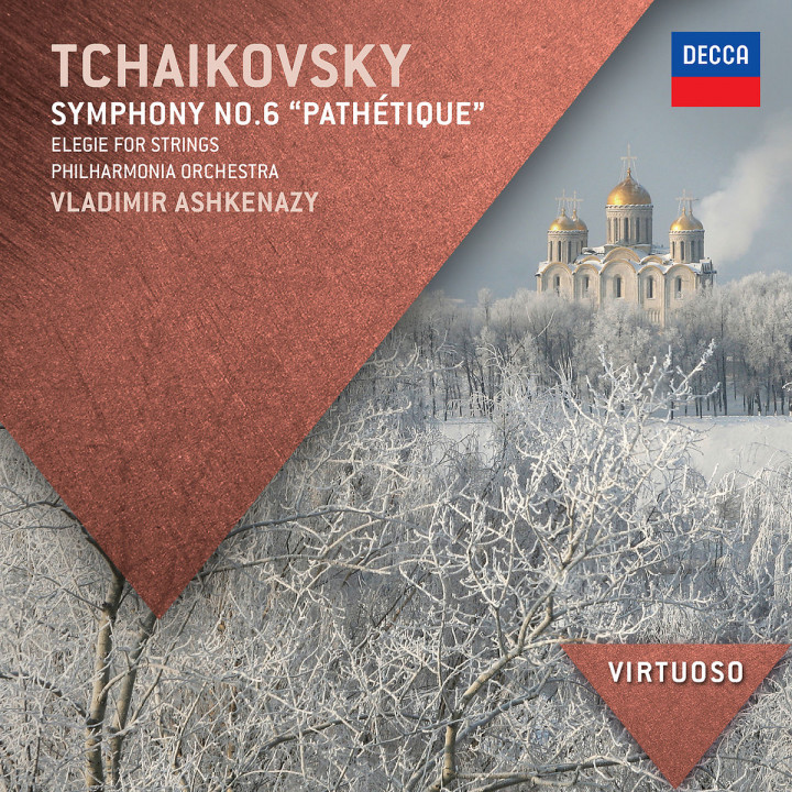 "Tchaikovsky: Symphony No.6 ""Pathétique""; Elegie For Strings"