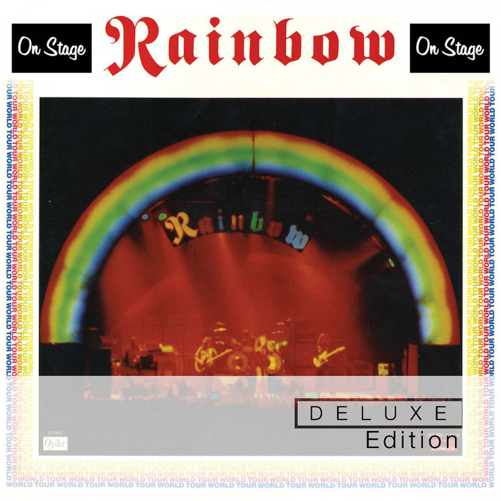 On Stage (Ltd. Deluxe Edition): Rainbow
