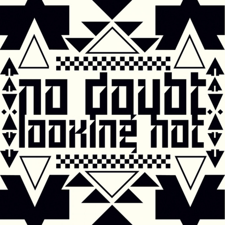 No Doubt Looking Hot Cover