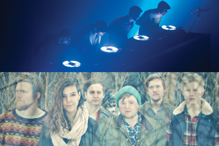 Of Monsters And Men und C2C