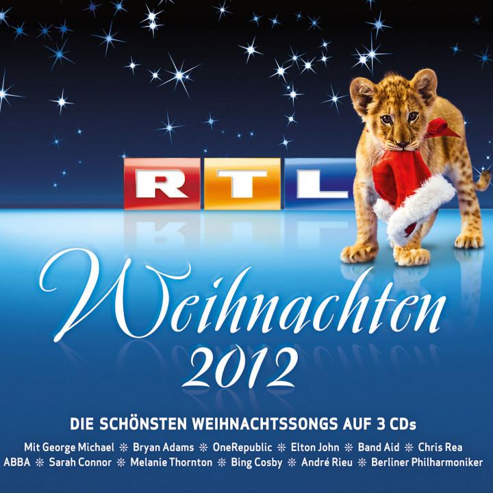 RTL Weihnachten 2012: Variuos Artists