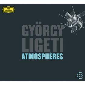 Ligeti: Atmosphères; Volumina; Lux aeterna; Lontano, 00028947905677