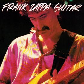 Frank Zappa, Guitar, 00824302387627