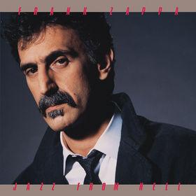 Frank Zappa, Jazz From Hell, 00824302387528