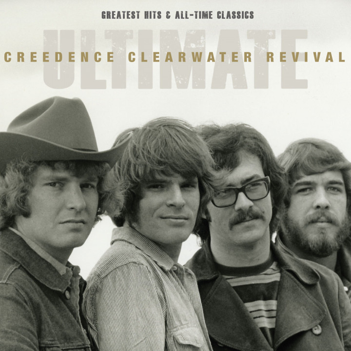 Greatest Hits & All-Time Classics: Creedence Clearwater Revival