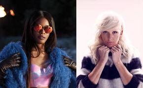 Azealia Banks, Azealia Banks und Ellie Goulding in der neuen ASOS-Kampagne