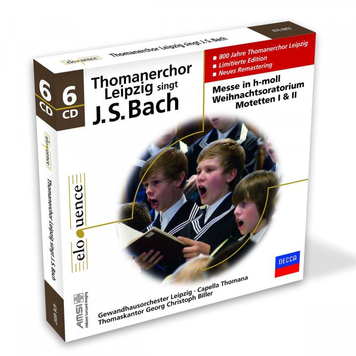 Thomaner Chor singt Bach