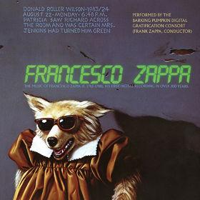 Frank Zappa, Francesco Zappa, 00824302387221