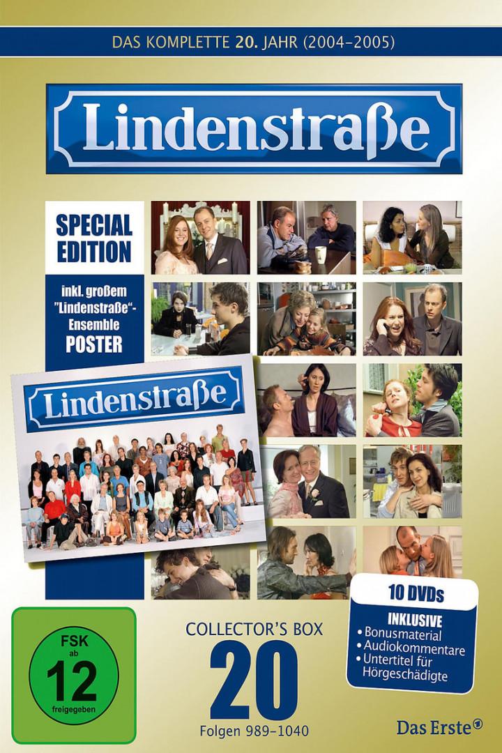 Lindenstraße Collector's Box Vol.20 (Ltd. Edition): Lindenstraße