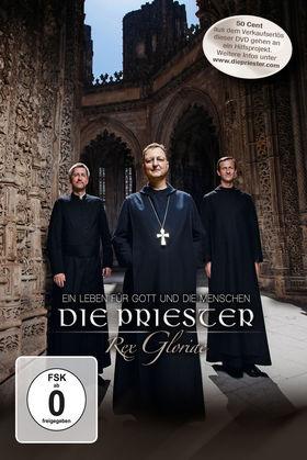 Die Priester, Rex Gloriae - Ein Leben für Gott und die Menschen, 00602537219827