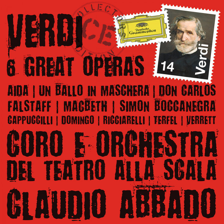 Verdi: 6 Great Operas